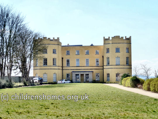 Stoke Park Colony For Mentally Defective Children Bristol