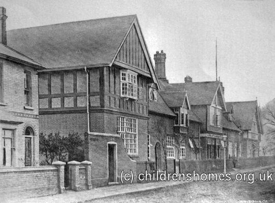 Chertsey School of Handicrafts, Chertsey, Surrey