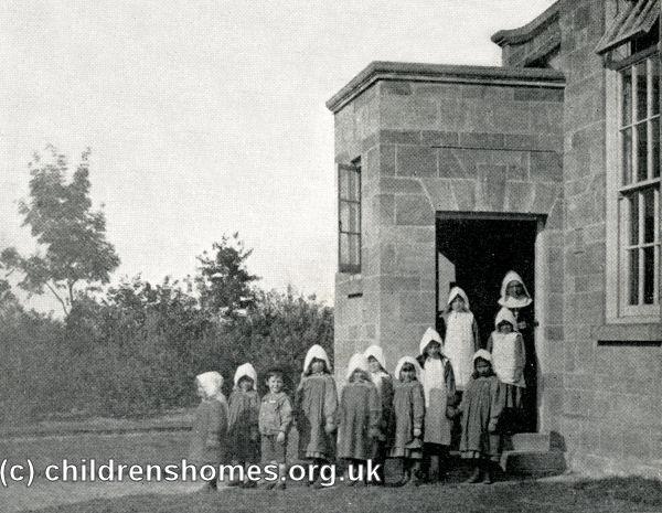 The Children's Homes website - St Margaret's Orphanage for