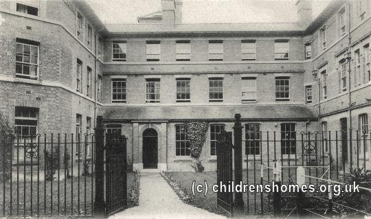Bradwall/Saltersford School for Boys, Holmes Chapel, near